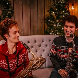 Artfuse - The Sax Guys Kerst